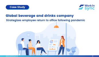 A Global Beverage Company's <br> Return-to-Office Strategy Thumbnail