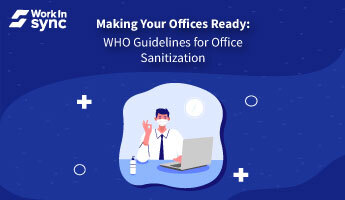 WHO Guidelines for Office Sanitization and Employee Safety